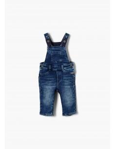 s.Oliver Salopette en jeans