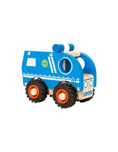 Small Foot Ambulance en bois